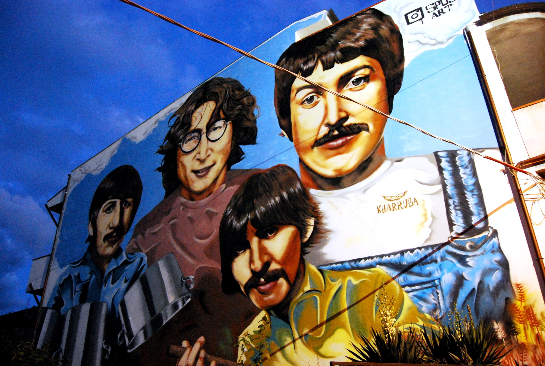 Beatles a Borgo Cannistrà. Qui si fabbricano sogni
