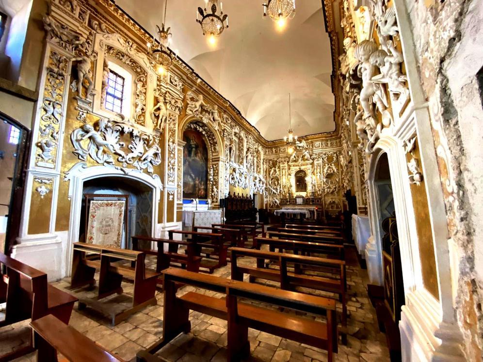 La Cappella Palatina a Castelbuono