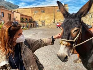 Ho conosciuto Cosima a Castelbuono!