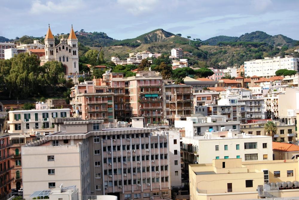 La Chiesa di Montalto a Messina