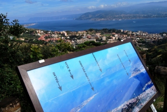 Spettacolo Stretto di Messina