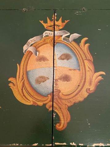Lo stemma degli Arezzo