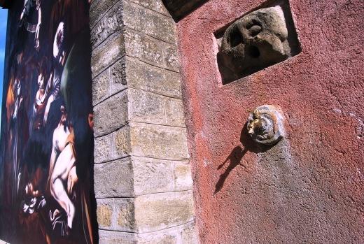 Natività di Andrea Ravo Mattoni. San Salvatore di Fitalia