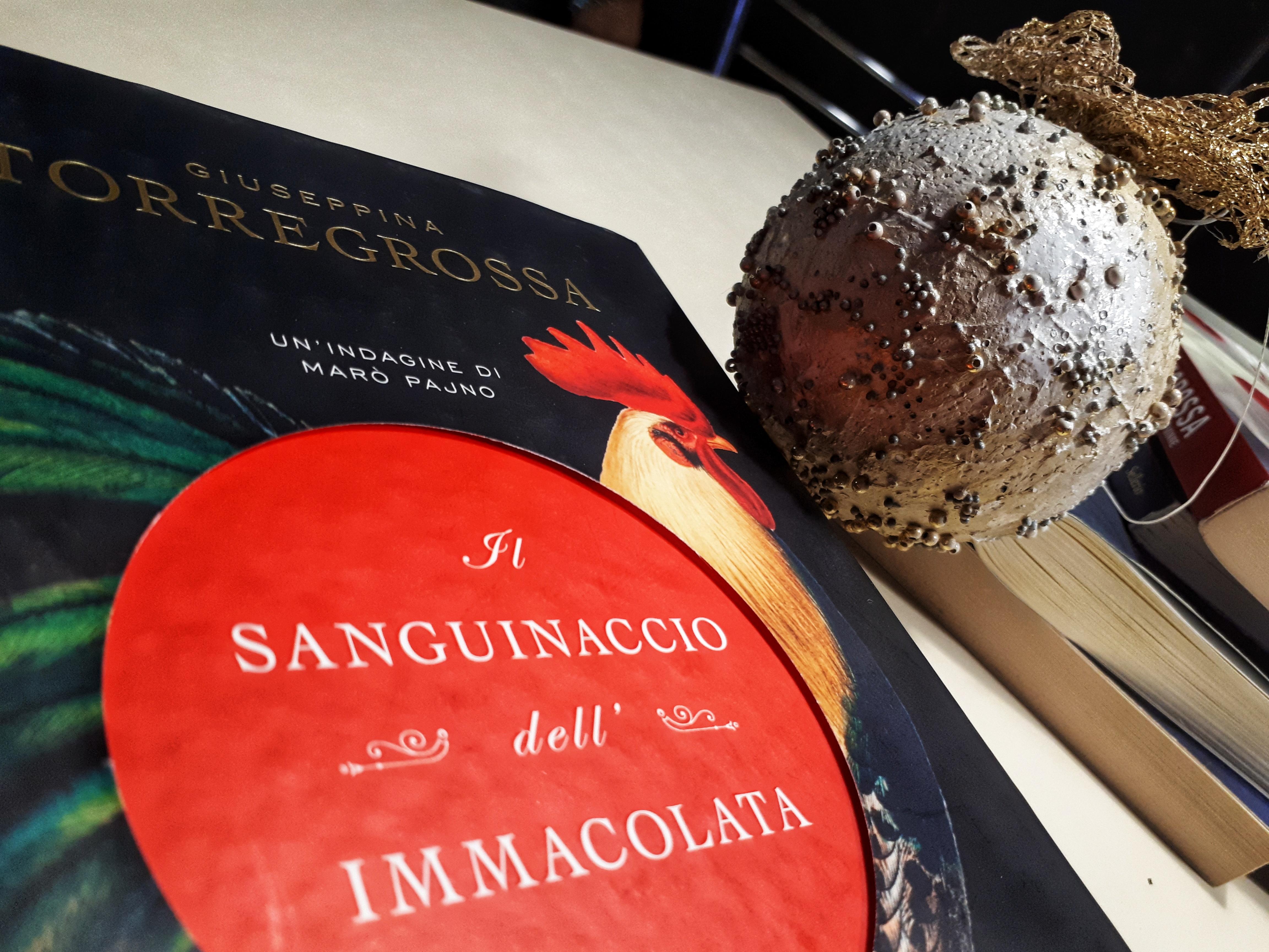 Il sanguinaccio dell'Immacolata - Giuseppina Torregrossa