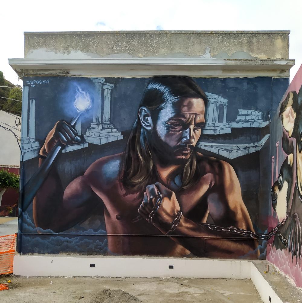 Il Regno di Ade - Tripi, Messina