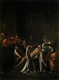 La resurrezione di Lazzaro. Foto web