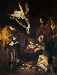 Natività coi santi Lorenzo Francesco D'Assisi. Foto web