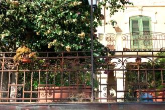 Una delle ville Savoja