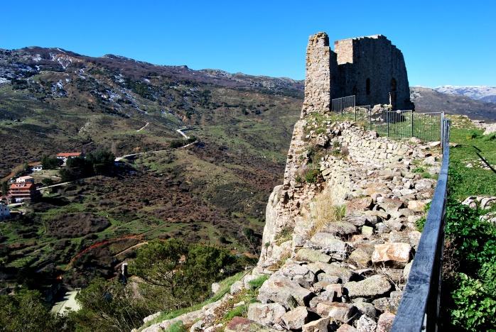 Geraci. Il castello