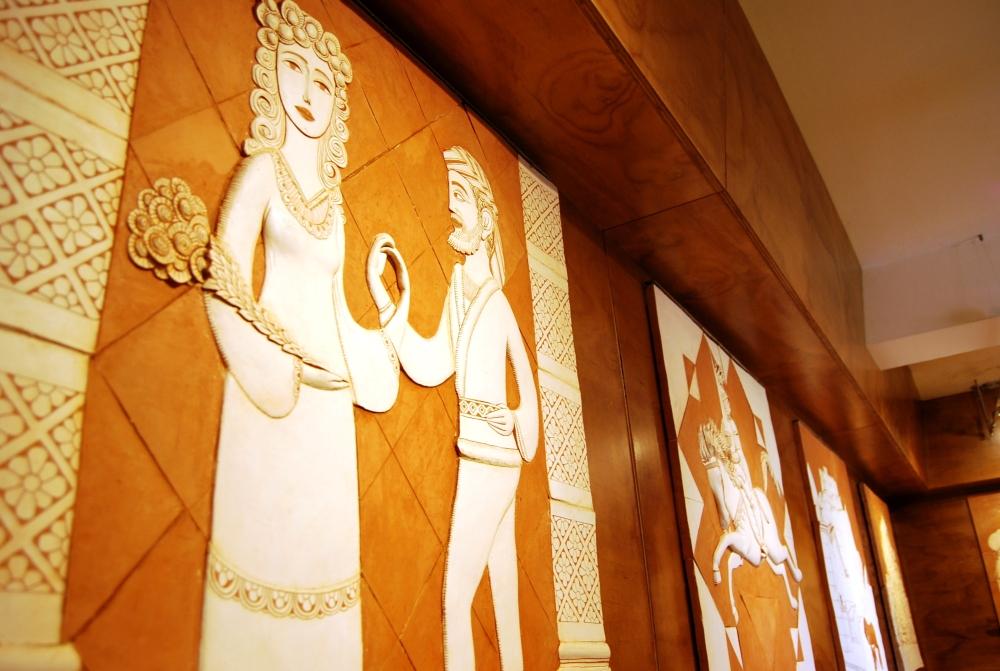 I capolavori di Filadelfio Todaro, ceramista di Santo Stefano di Camastra