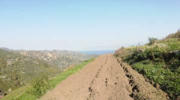 Le terrazze di Terra di Santo Stefano