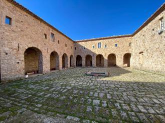 Geraci. Il Convento dei Cappuccini