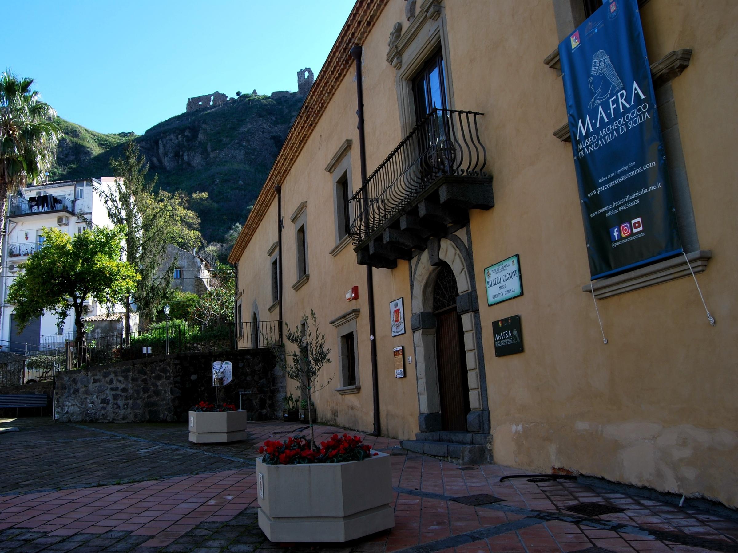 M.A.FRA. Museo Archeologico Francavilla di Sicilia