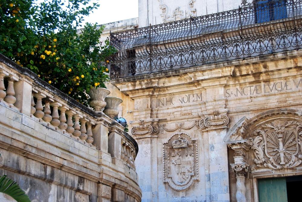 Ortigia. Santa Lucia alla Badia