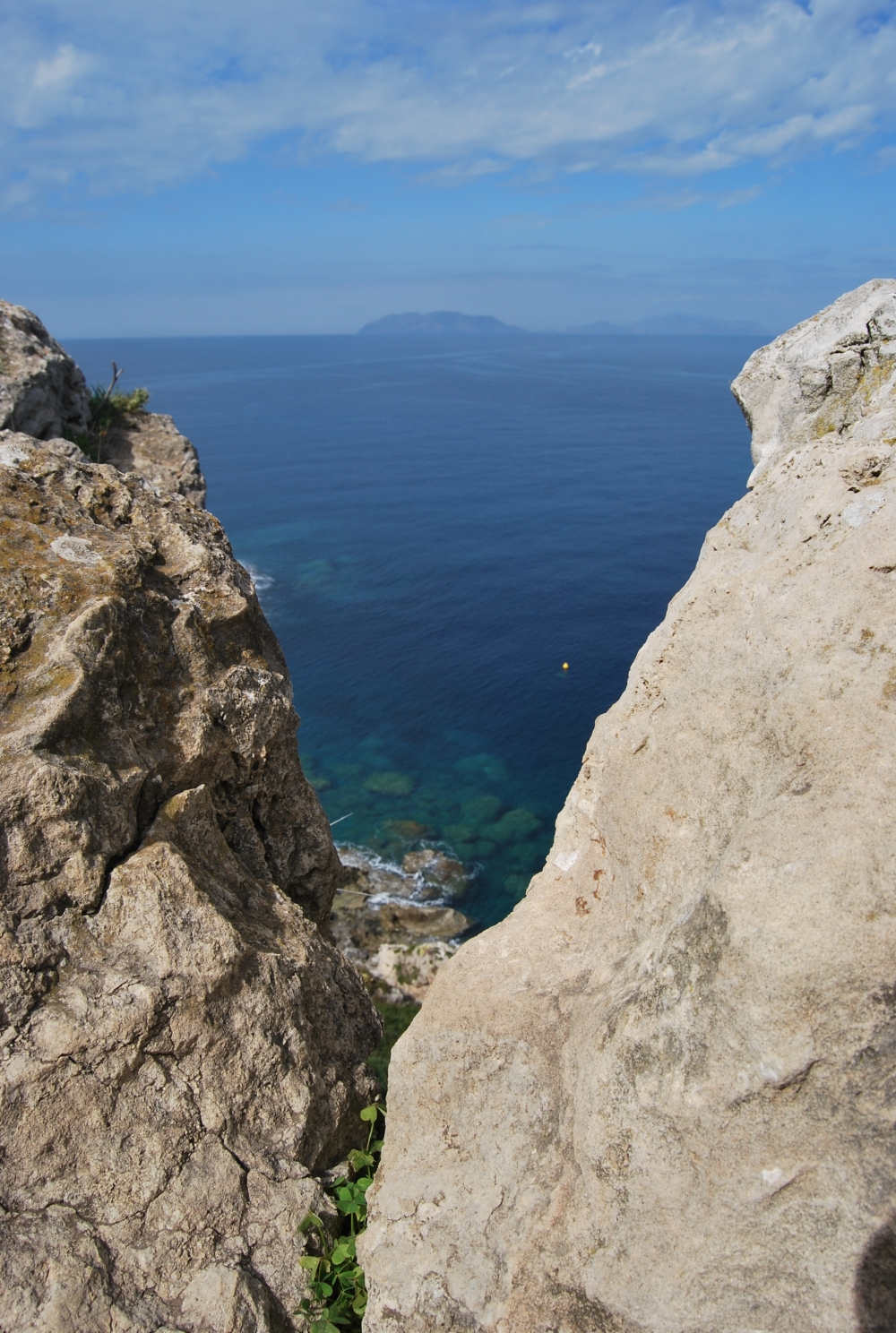 AMP. Area Marina Protetta Capo Milazzo