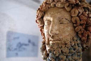 Testa di Ade - Museo di Aidone