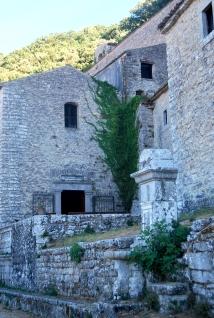 Eremo di Santa Rosalia a Santo Stefano Quisquina