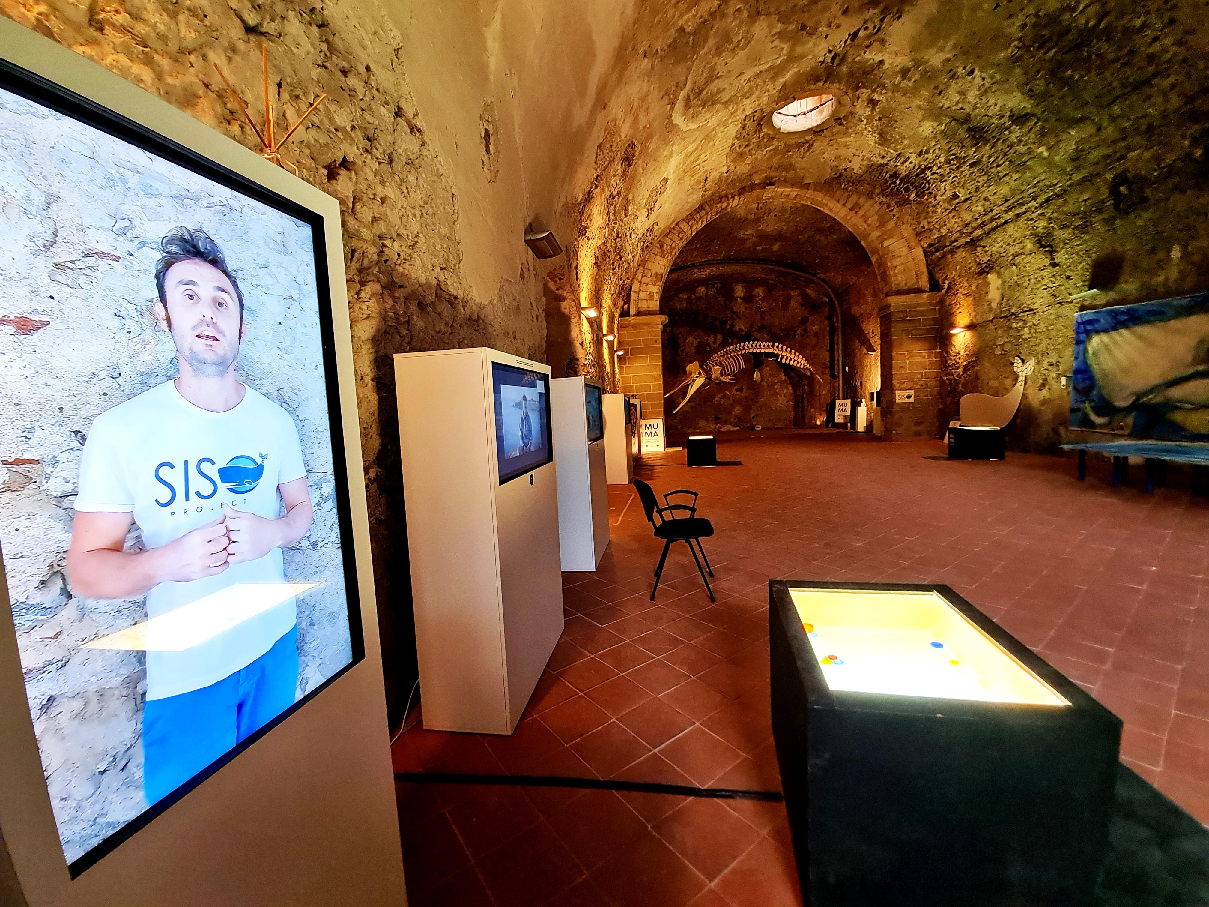 MuMa, il Museo del Mare a Milazzo