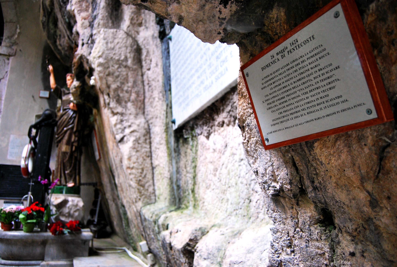 Santuario di Santa Rosalia a Palermo